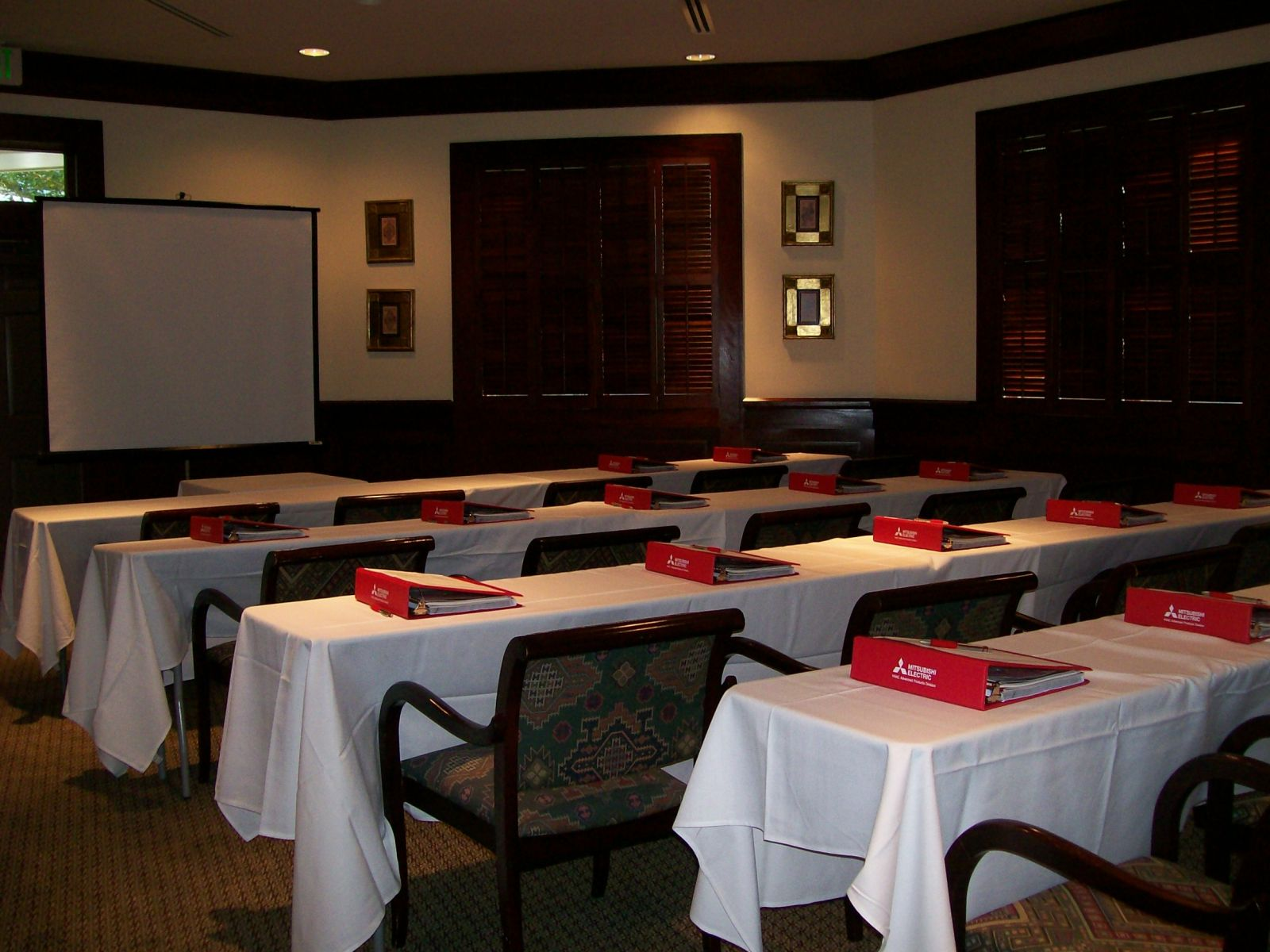 Business Meetings at Coosaw Creek Country Club