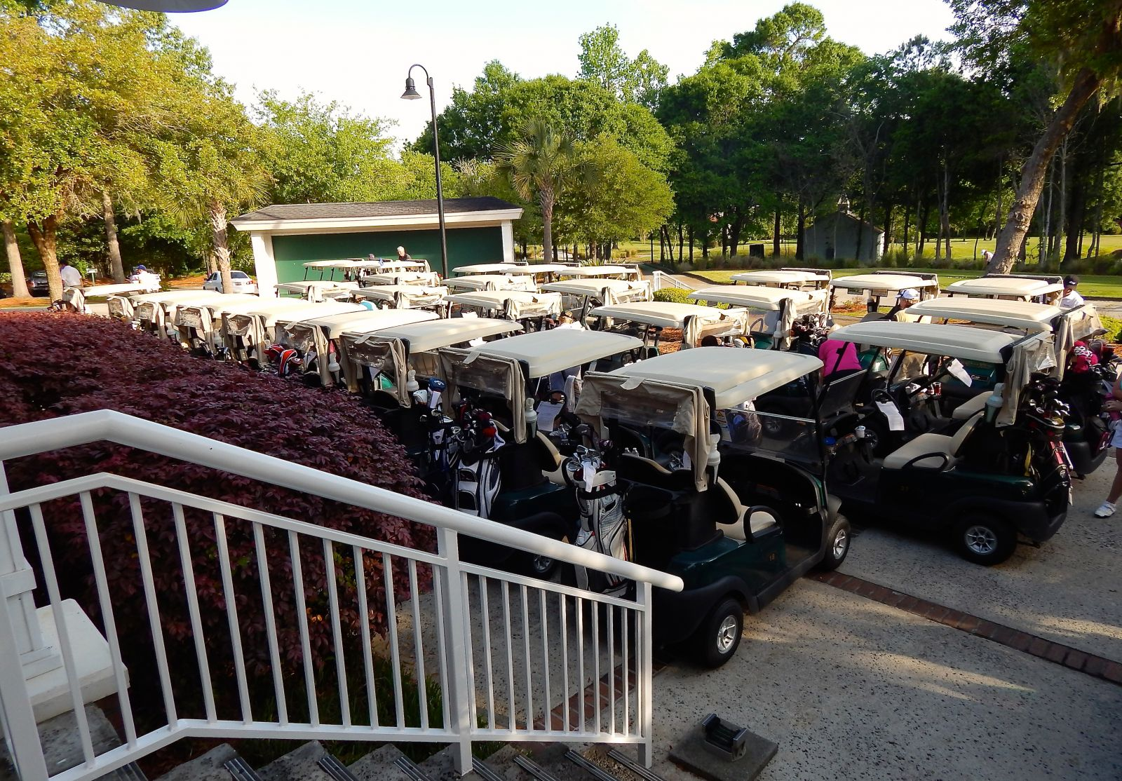 North Charleston, SC golf tournaments at Coosaw Creek Country Club