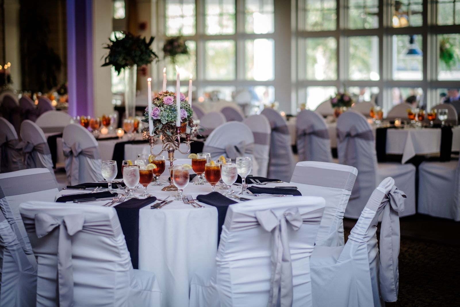 Banquets and Events at Coosaw Creek Country Club