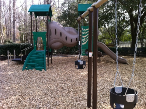 Coosaw Creek - Playground