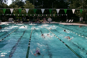 Coosaw Creek - Swim Meet