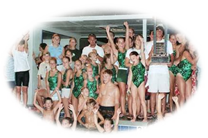 Coosaw Creek - Swim Team